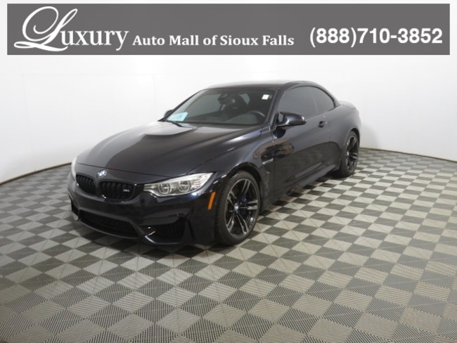 Used 2016 BMW M4 Convertible For Sale in Sioux Falls, SD