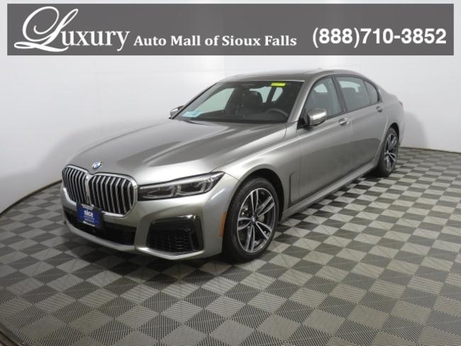 New 2020 BMW 750i xDrive Sedan in Sioux Falls