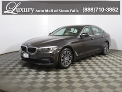 Certified Pre-Owned 2017 BMW 530i xDrive Sedan for Sale in Sioux Falls