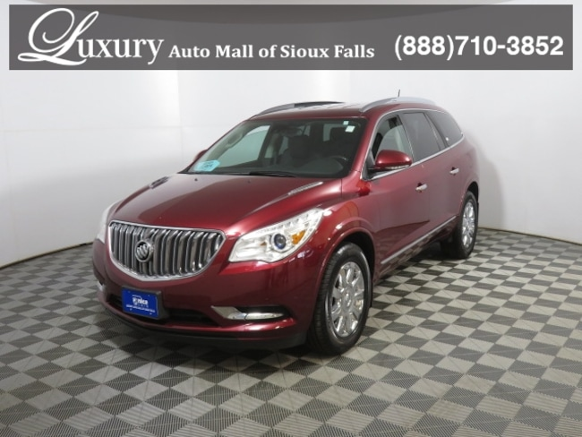 Used 2017 Buick Enclave Premium SUV For Sale in Sioux Falls, SD
