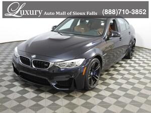 2015 BMW M3 Sedan Sedan