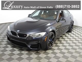 Used 2015 BMW M3 Sedan Sedan in Sioux Falls