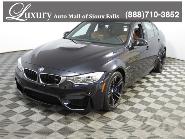 Used 2015 BMW M3 Sedan For Sale in Sioux Falls, SD | VIN ...