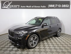 New 2021 BMW X7 xDrive40i SAV for Sale in Sioux Falls, SD