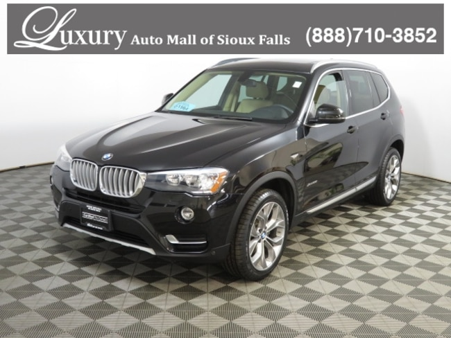 Used 2016 BMW X3 xDrive28i xDrive28i SAV For Sale in Sioux Falls, SD