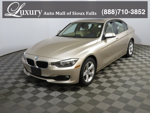 Used 2014 BMW 320i xDrive For Sale in Sioux Falls, SD   VIN#  WBA3C3G59ENR25388