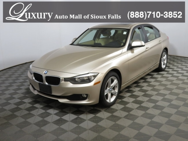 Used 2014 BMW 320i xDrive For Sale in Sioux Falls, SD | VIN