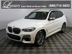 2019 BMW X3 M40i M40i SAV
