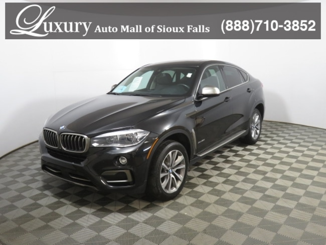 Used 2015 BMW X6 xDrive50i Sports Activity Coupe For Sale in Sioux Falls, SD