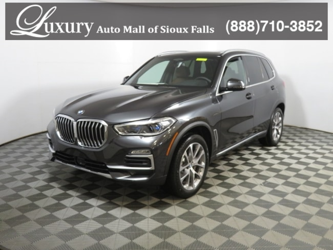 New 2020 BMW X5 xDrive40i SAV in Sioux Falls