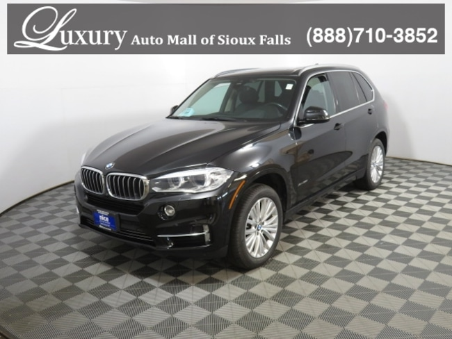 Used 2016 BMW X5 xDrive35i xDrive35i SAV For Sale in Sioux Falls, SD