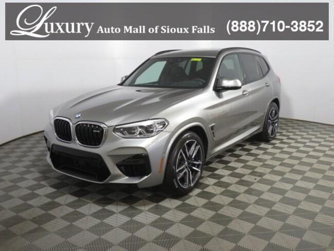 New 2020 BMW X3 M SAV in Sioux Falls