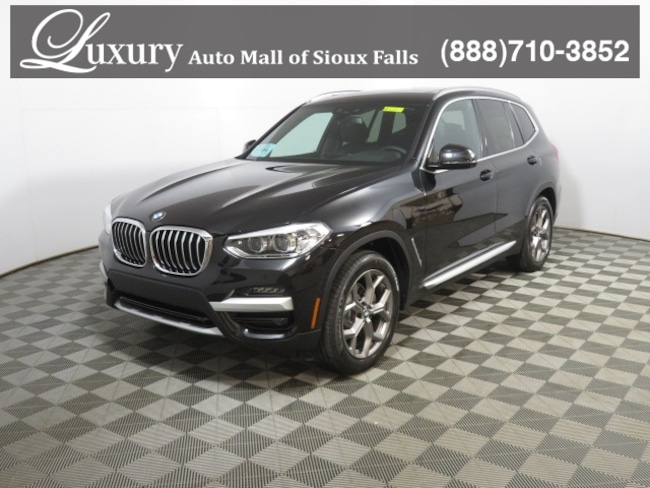 New 2020 BMW X3 xDrive30i SAV in Sioux Falls