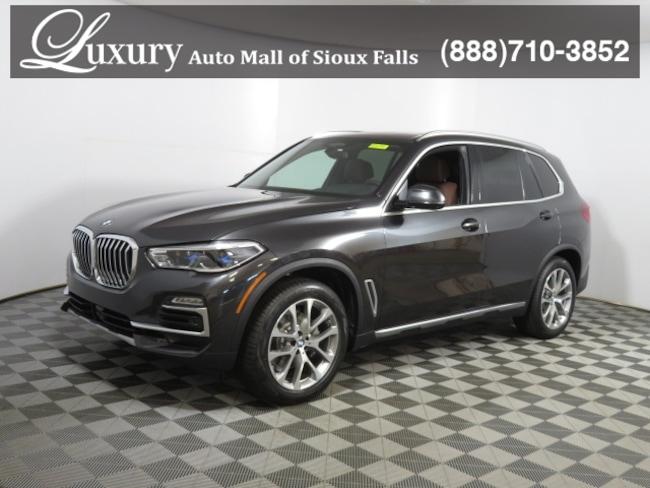 New 2020 BMW X5 xDrive40i SAV in Sioux Falls