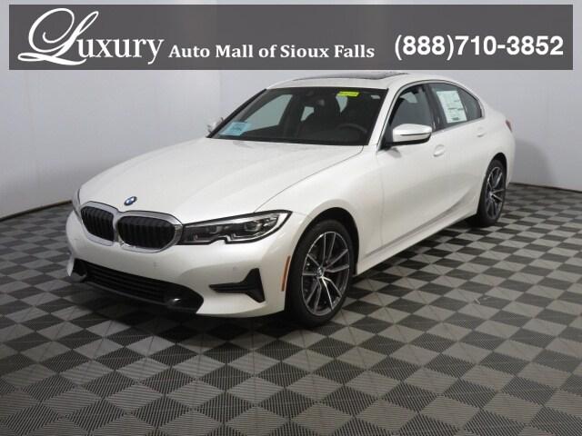 New 2020 BMW 330i Sioux Falls | New BMW Near Brookings & Brandon, SD |  WBA5R7C05LFH33212