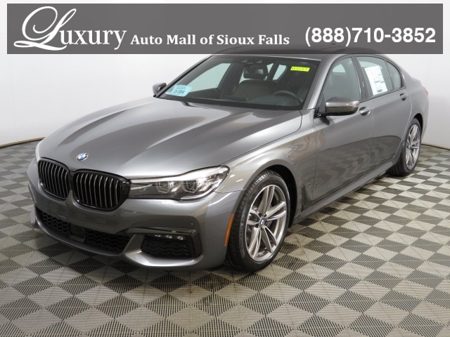 2018 BMW 740i xDrive Sedan xDrive Sedan