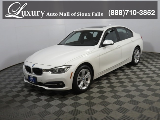 Certified Pre-Owned 2016 BMW 328i xDrive xDrive SULEV Sedan in Sioux Falls