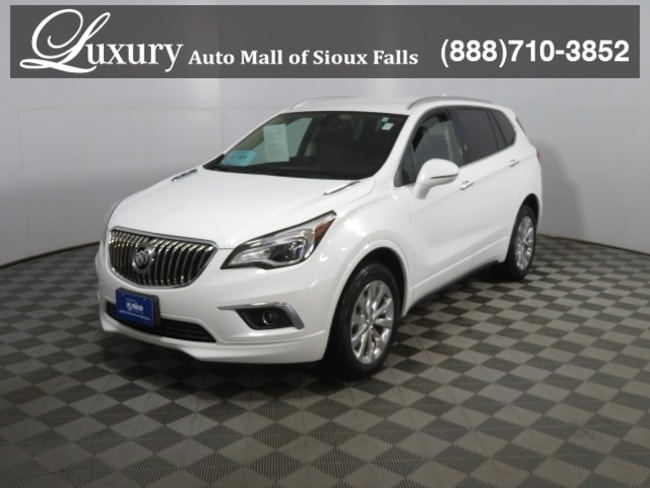 Used 2017 Buick Envision Essence SUV For Sale in Sioux Falls, SD