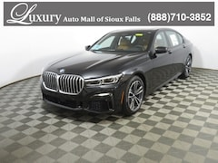 New 2021 BMW 750i xDrive Sedan for Sale in Sioux Falls, SD