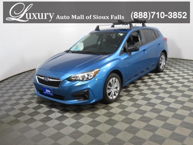 Subaru Sioux Falls >> Used 2017 Subaru Impreza 2 0i For Sale In Sioux Falls Sd Vin 4s3gtaa67h1723607