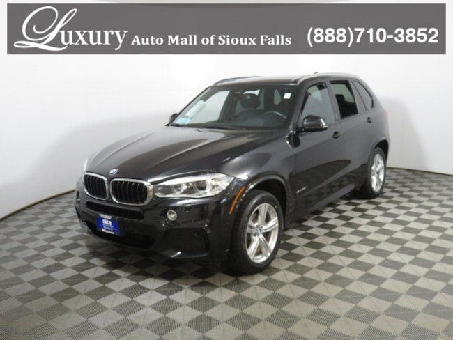 Used 2016 BMW X5 xDrive35i SAV For Sale in Sioux Falls, SD