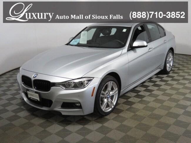 2017 BMW 330i xDrive Sedan xDrive Sedan