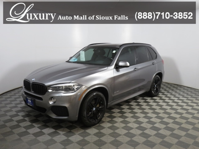 Used 2015 BMW X5 xDrive50i SUV For Sale in Sioux Falls, SD