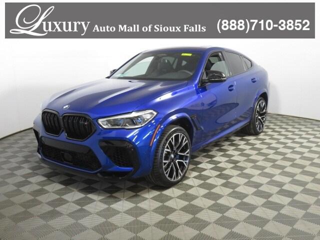2020 BMW X6 M SAV