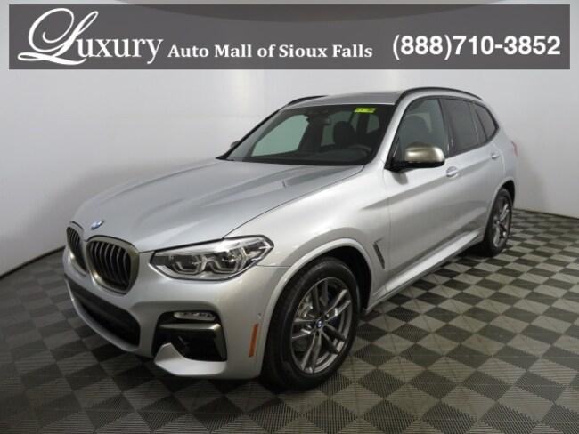 New 2019 BMW X3 M40i SAV in Sioux Falls