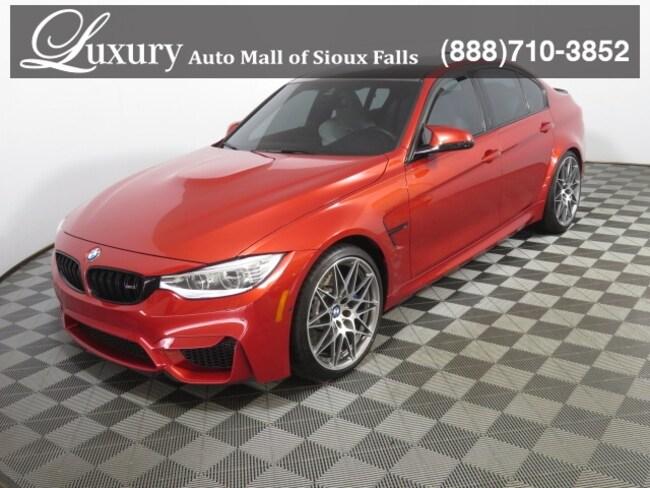 Used 2017 BMW M3 Sedan Sedan For Sale in Sioux Falls, SD