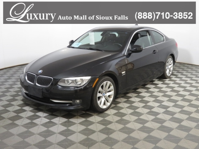 Used 2012 BMW 328i xDrive Coupe For Sale in Sioux Falls, SD