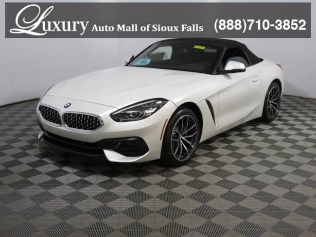 New 2019 Bmw Z4 Sioux Falls New Bmw Near Brookings Brandon Sd Wbahf3c55kww43094