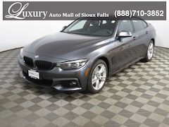 Certified  2018 BMW 440i xDrive Gran Coupe xDrive Gran Coupe in Sioux Falls