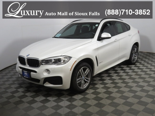 Used 2016 BMW X6 xDrive35i Sports Activity Coupe For Sale in Sioux Falls, SD
