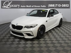 New 2020 BMW M2 Competition Coupe WBS2U7C05L7E59677 for Sale in Sioux Falls, SD