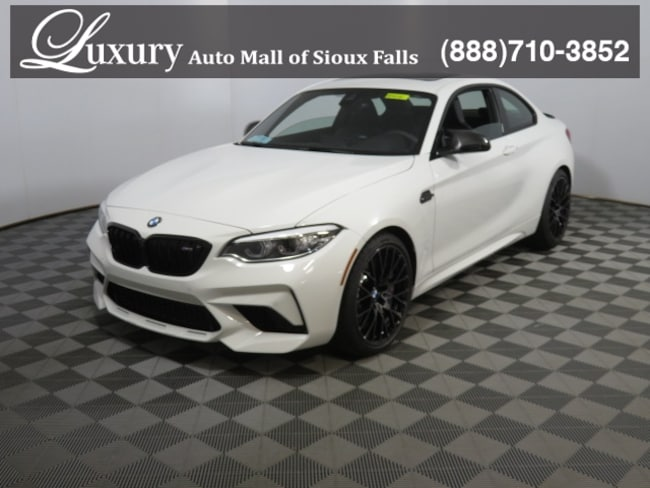 New 2020 BMW M2 Competition Coupe in Sioux Falls