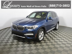 New 2020 BMW X3 xDrive30i SAV for Sale in Sioux Falls, SD