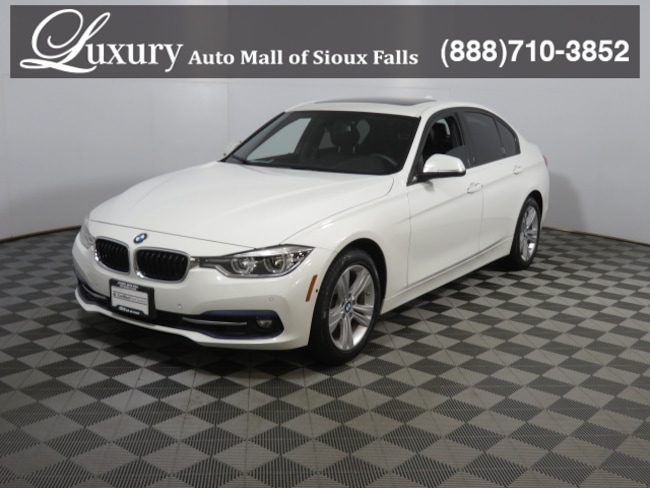 Certified Pre-Owned 2016 BMW 328i xDrive xDrive Sedan in Sioux Falls