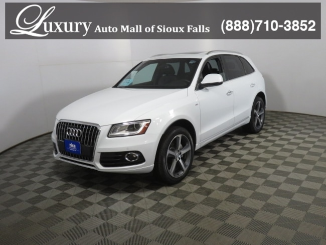 Used 2015 Audi Q5 3.0 TDI SUV For Sale in Sioux Falls, SD