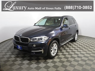 Used 2015 BMW X5 xDrive35d SUV in Sioux Falls