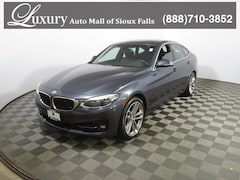 Certified  2017 BMW 330i xDrive Gran Turismo in Sioux Falls