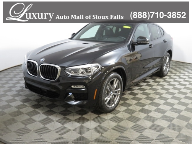 New 2019 BMW X4 xDrive30i Sports Activity Coupe in Sioux Falls