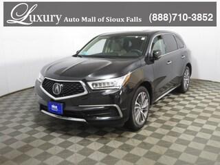 Used 2018 Acura MDX SUV in Sioux Falls