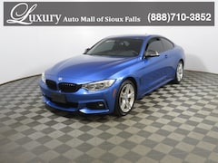 Pre-Owned 2017 BMW 440i xDrive Coupe xDrive Coupe WBA4P3C53HK528442 for Sale in Sioux Falls