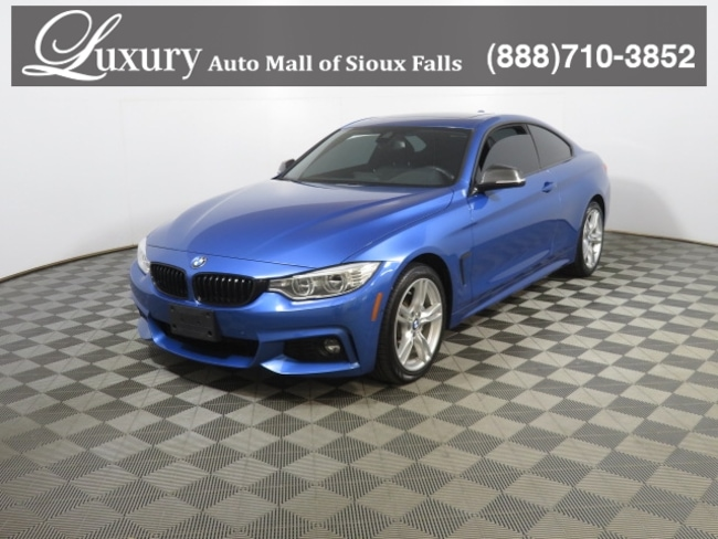 Certified Pre-Owned 2017 BMW 440i xDrive Coupe xDrive Coupe in Sioux Falls