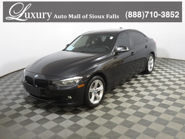 Certified Pre-Owned 2013 BMW 328i xDrive Sedan in Sioux Falls