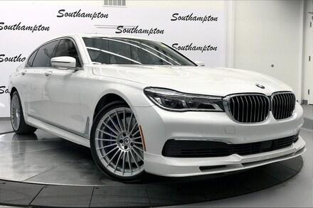 2019 BMW xDrive Sedan