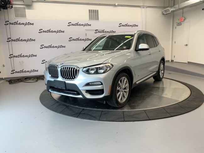 Used 2018 BMW X3 xDrive30i SAV For Sale Southampton, NY