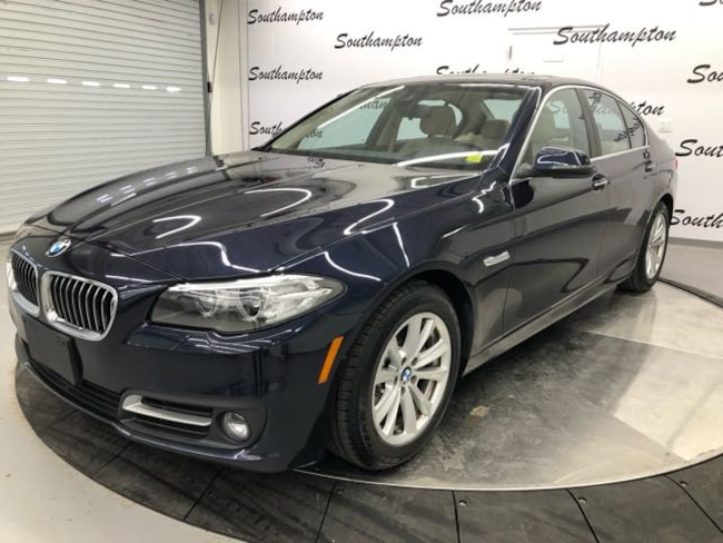 Used 2016 BMW 528i xDrive Sedan For Sale Southampton, NY