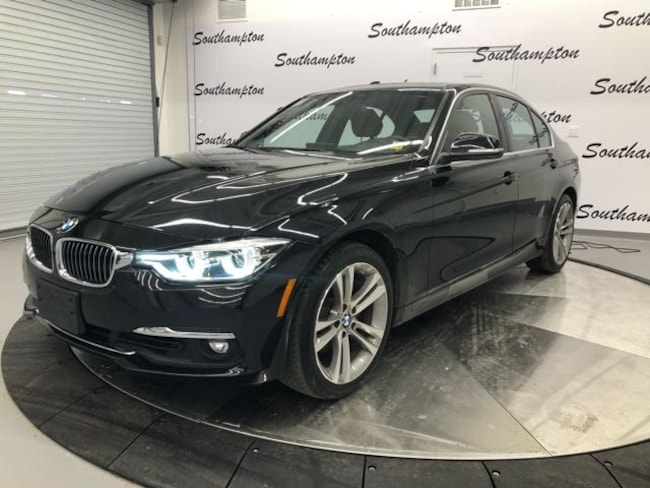 Certified Pre-Owned 2016 BMW 328i i xDrive Sedan For Sale Southampton, New York
